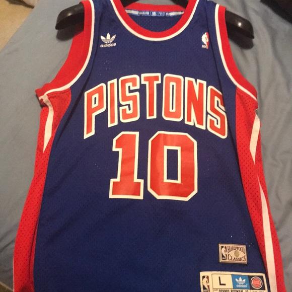 info for a3072 eb3c4 Detroit Pistons Dennis Rodman Jersey